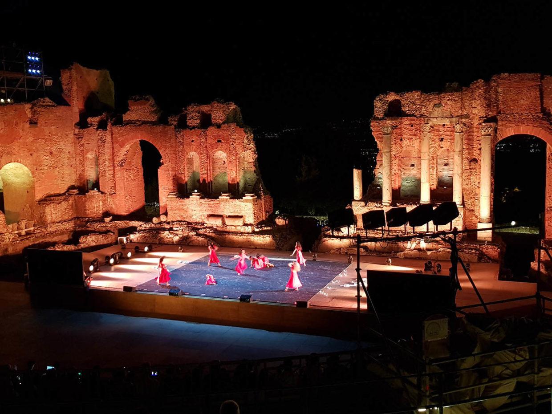 Evento Teatro Greco