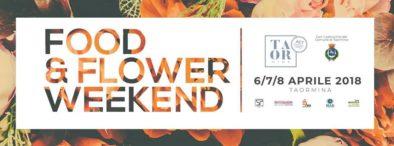 Food and Flowers Weekend Taormina